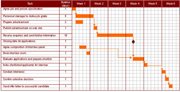 Teach Ict Functional Skills Planning Gantt Charts