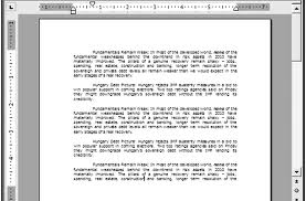 6 features of word processing software